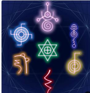 Símbolos Reiki Karuna